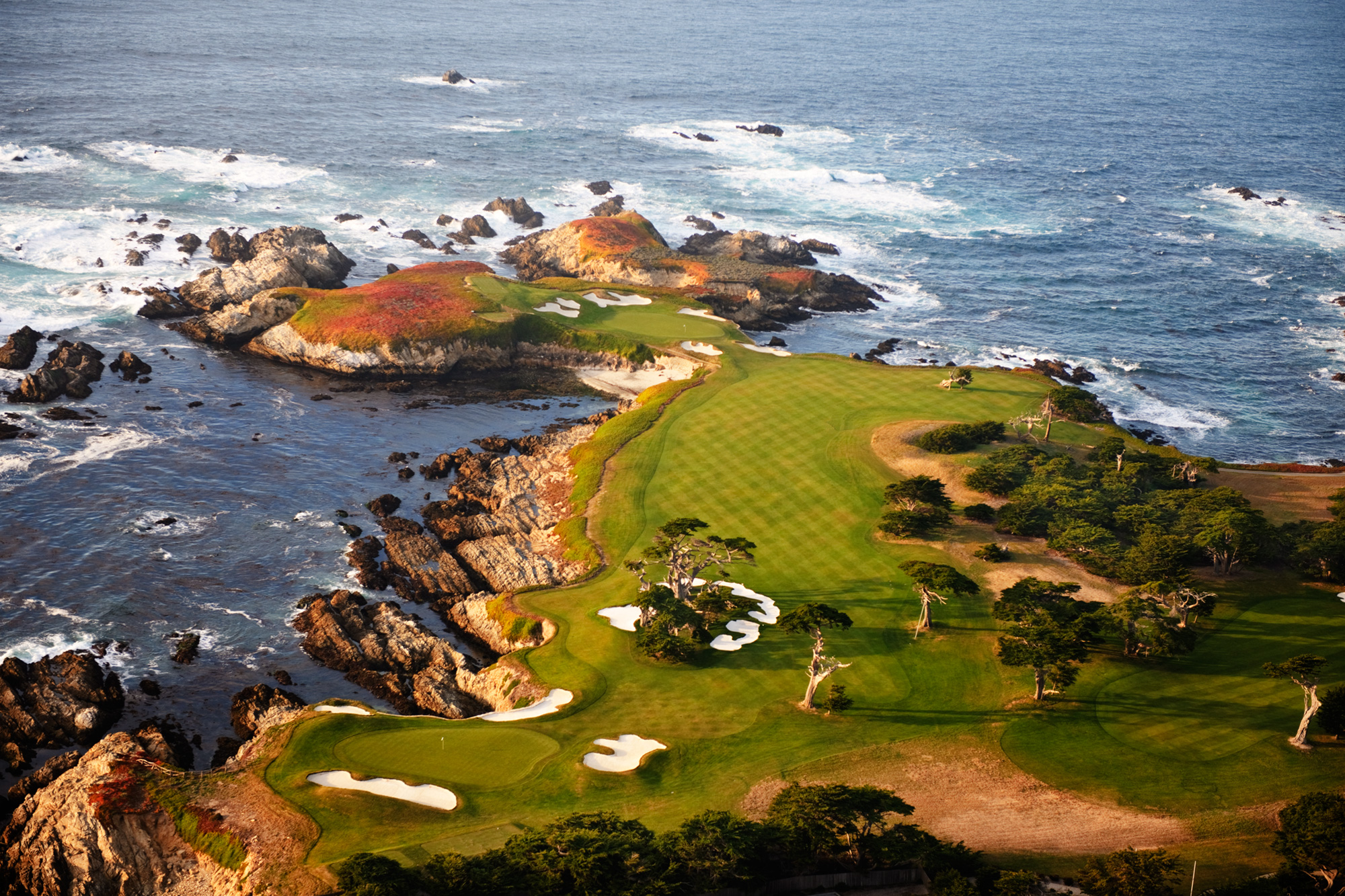 What's your favorite hole you've played and what makes it your top choice?